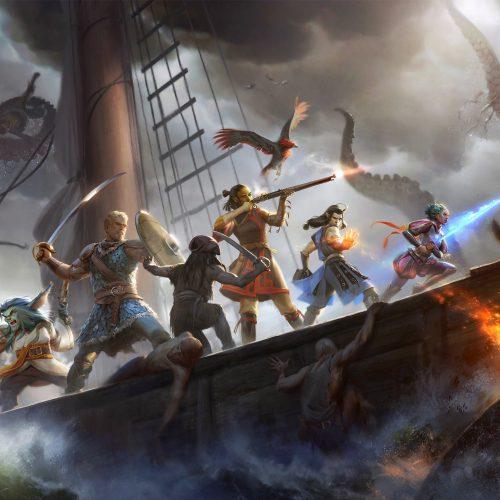 تاریخ انتشار بازی Pillars of Eternity 2: Deadfire | پلیاستیشن 4 و ایکسباکس وان