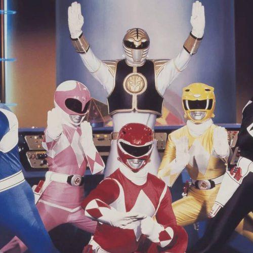 ریبوت Power Rangers