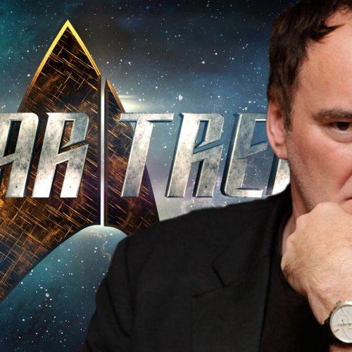 ایدهی کوئنتین تارانتینو Star Trek
