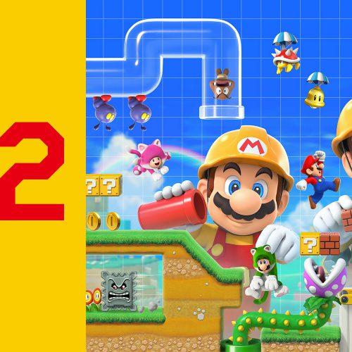 بهروزرسانی جدید Super Mario Maker 2