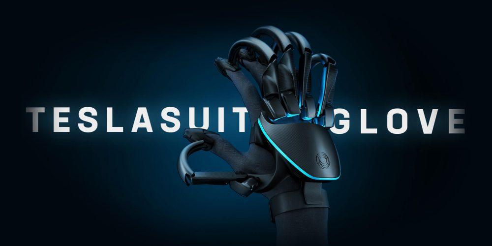 دستکش واقعیت مجازی Teslasuit
