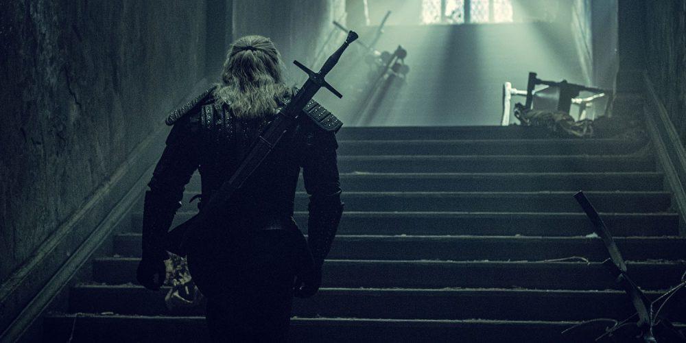 سریال The Witcher نبرد با اشتریگا