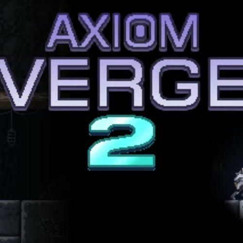 رونمایی بازی Axiom Verge 2