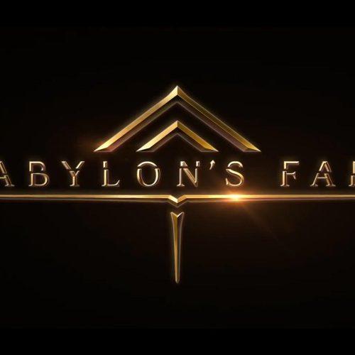 گیمپلی بازی Babylon's Fall