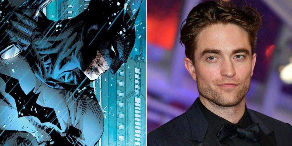 رابرت پتینسون Batman