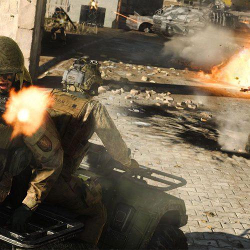 بخش بتل رویال COD: Modern Warfare