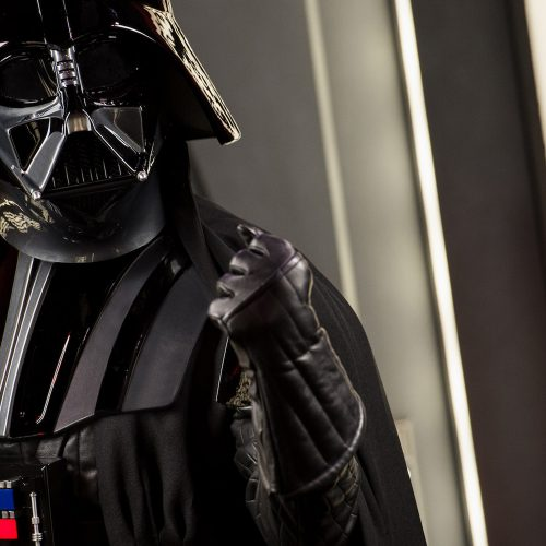 فصل اول سریال Darth Vader