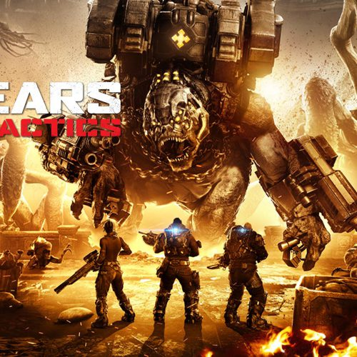 کمپین Gears Tactics