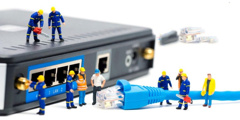مشکلات اینترنت
