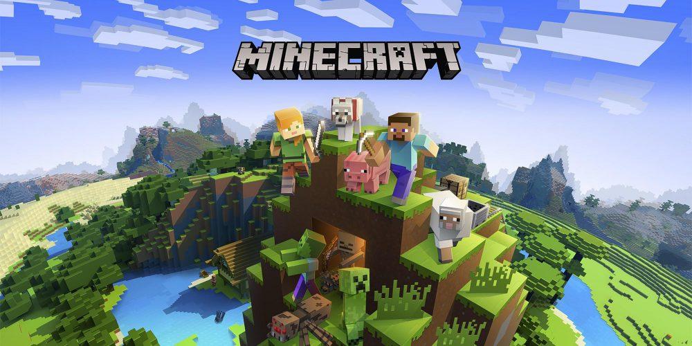 Minecraft برای PS4