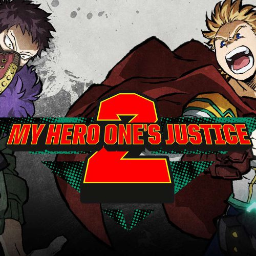 تصاویری از بازی My Hero One's Justice 2