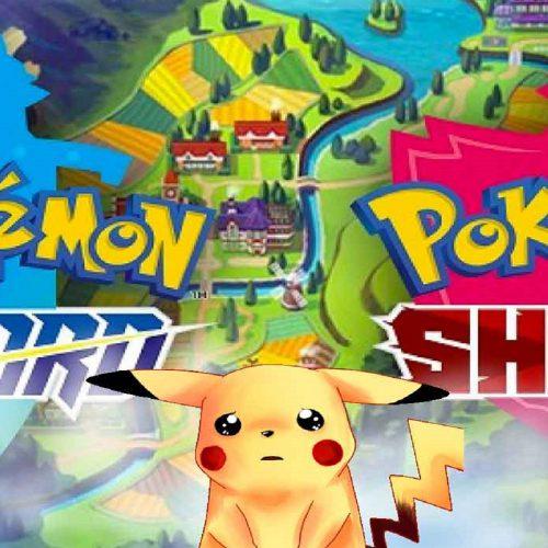 بازی Pokemon Sword and Shield
