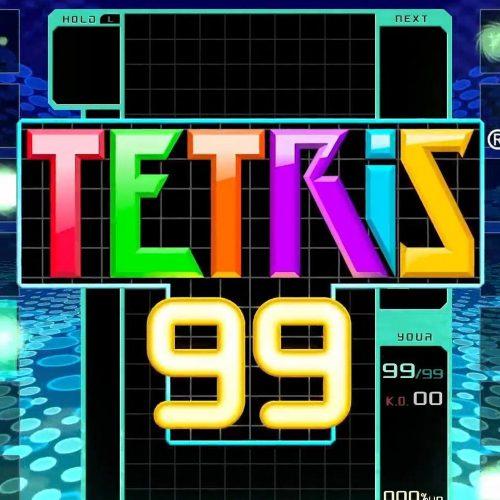 آپدیت جدید Tetris 99