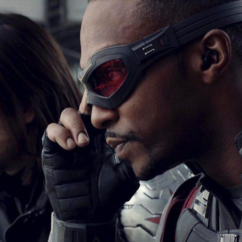 پشت صحنهی The Falcon and the Winter Soldier