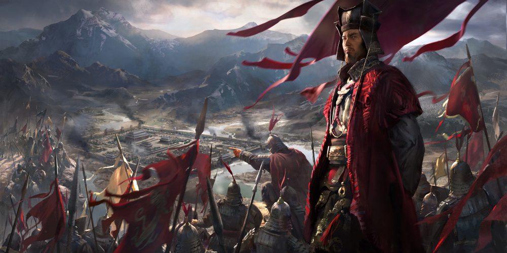 بستهی الحاقی Mandate of Heaven بازی Total War: Three Kingdoms