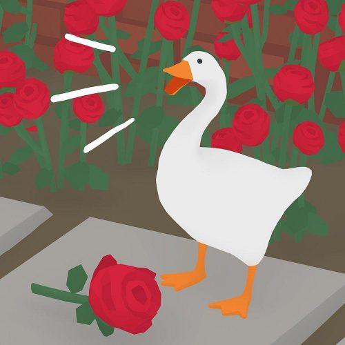 فروش بازی Untitled Goose Game