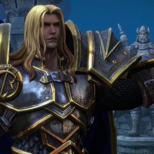 بازسازی Warcraft 3