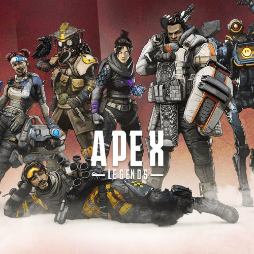 فصل چهارم Apex Legends