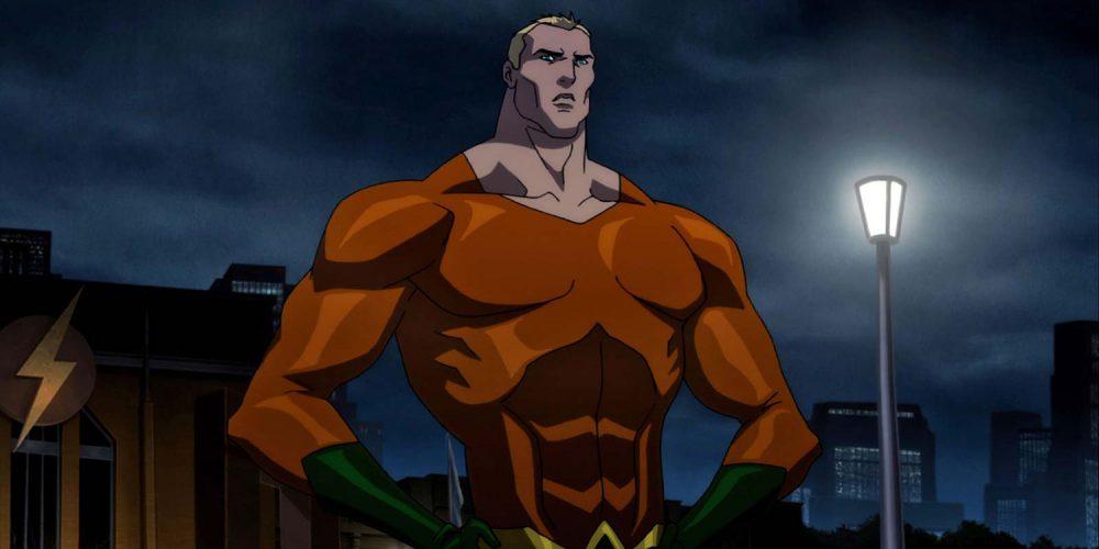 مینی سریال Aquaman