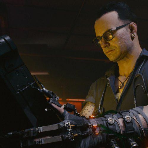 کوری بارلوگ تاخیر بازی Cyberpunk 2077