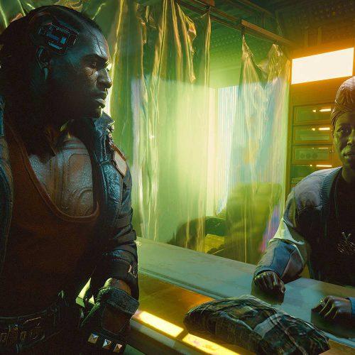 تاخیر در Cyberpunk 2077
