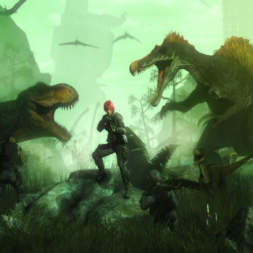 نسخهی ریبوت Dino Crisis