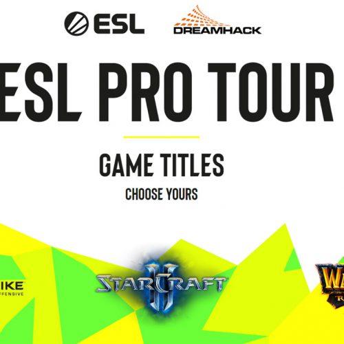 مسابقات StarCraft 2