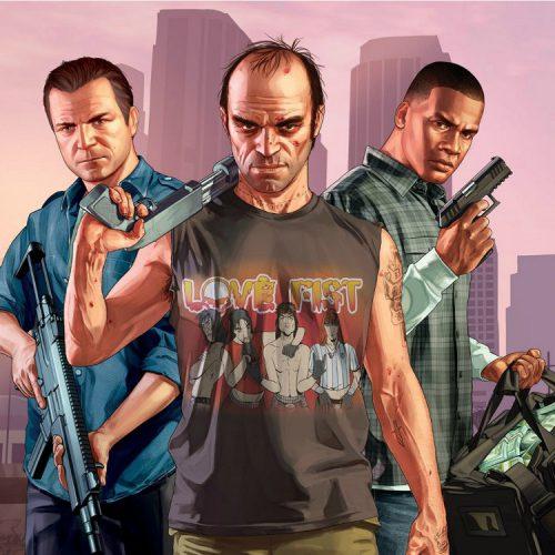 بازی GTA V سرویس Xbox Game Pass