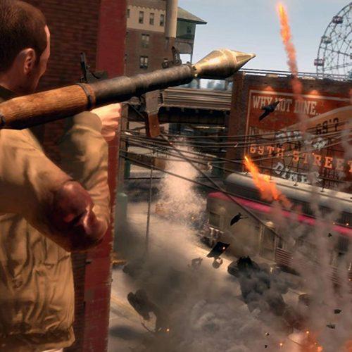 بازی Grand Theft Auto 4
