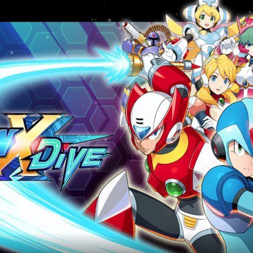 بازی موبایل Mega Man X DiVE