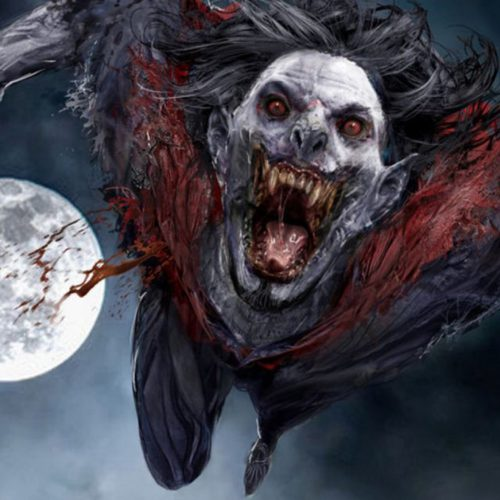 نخستین تریلر Morbius the Living Vampire