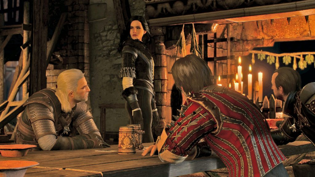 ماموریت No Place Like Home در بازی The Witcher 3