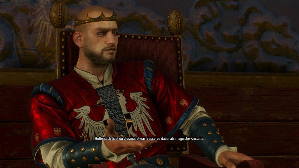 ماموریت Reason of State در بازی The Witcher 3