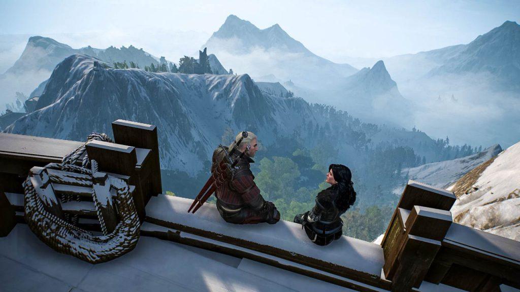 ماموریت The Last Wish در بازی The Witcher 3
