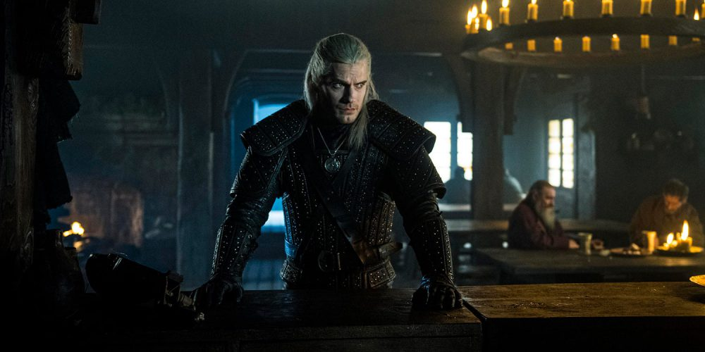 The Witcher هنری کویل