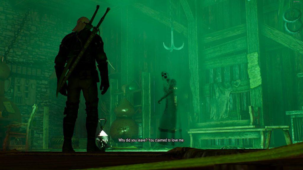 ماموریت Towerful of Mice در بازی The Witcher 3