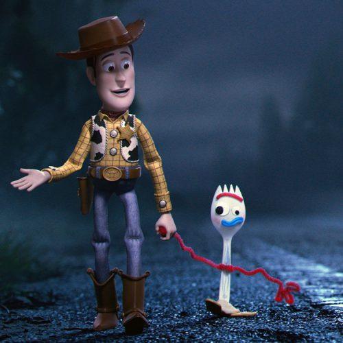 قسمت چهارم Toy Story