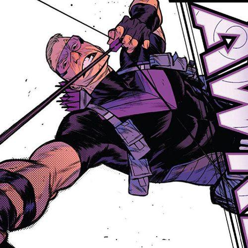 شخصیت Hawkeye