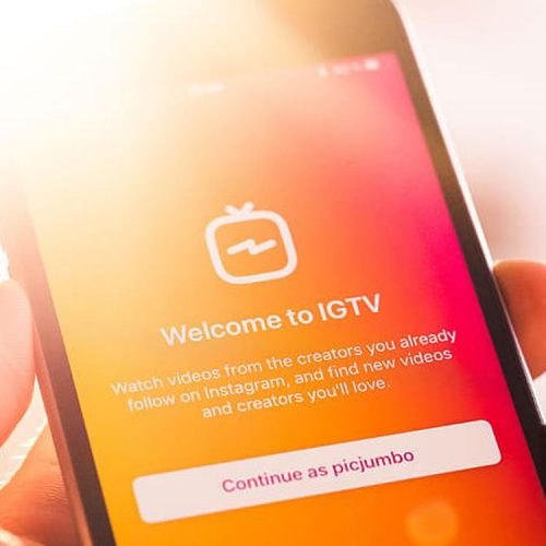 اینستاگرام IGTV