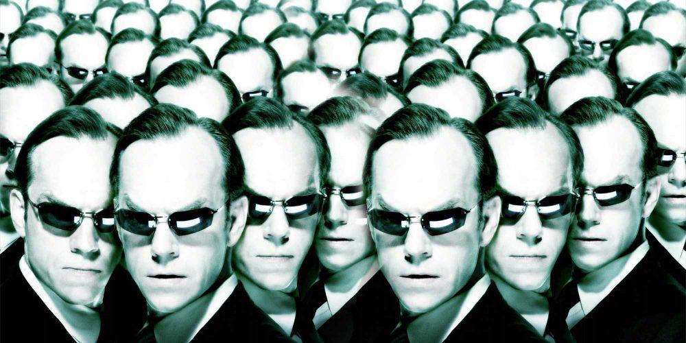 مامور اسمیت در Matrix 4