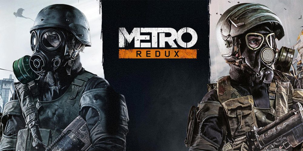 Metro Redux برای سوییچ