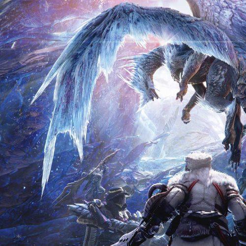 محتواهای جدید Monster Hunter World: Iceborne
