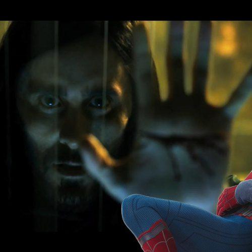 Morbius در Spider-Man: Homecoming