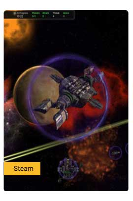 AI War Fleet Command - Steam