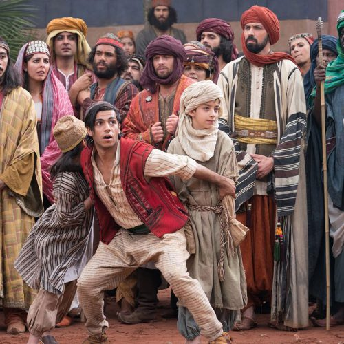 قسمت دوم Aladdin