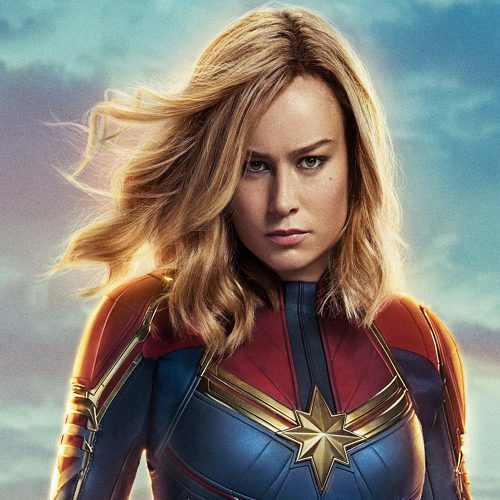 ساخت Captain Marvel 2