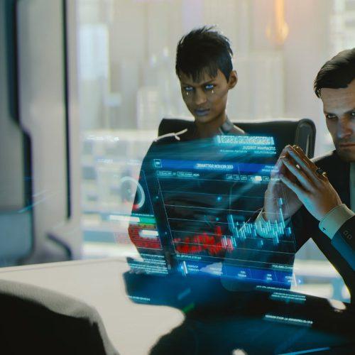 نسخهی سوییچ Cyberpunk 2077