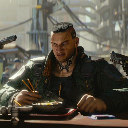 Cyberpunk 2077 برای Xbox Series X
