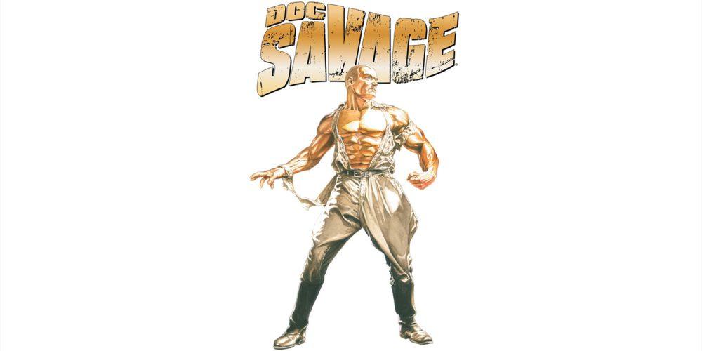 سریال تلویزیونی Doc Savage