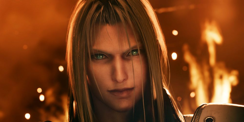 Final Fantasy VII Remake انحصار PS4
